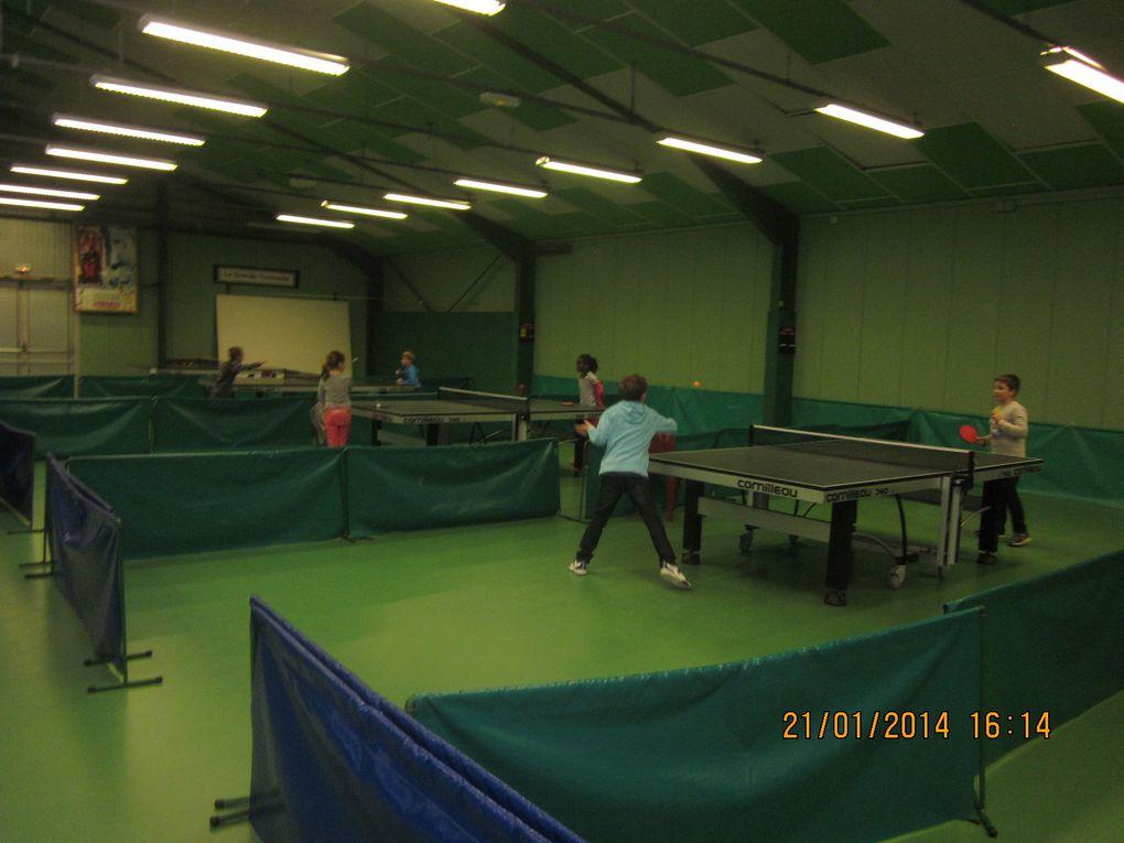 Toute l'école en mode ping-pong !!!