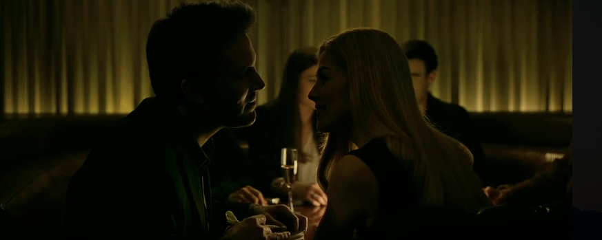 &quot&#x3B;GONE GIRL : LES APPARENCES DE DAVID FINCHER&quot&#x3B; !!!!
