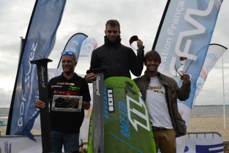 CHAMPIONNAT DE FRANCE KITE SURF 2013 ARCACHON