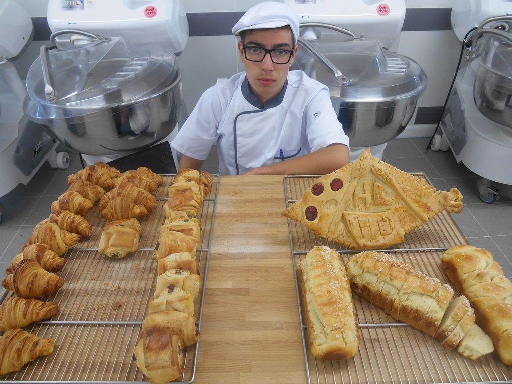 CAP BOUL 2A: &quot&#x3B;Fête du pain...&quot&#x3B;