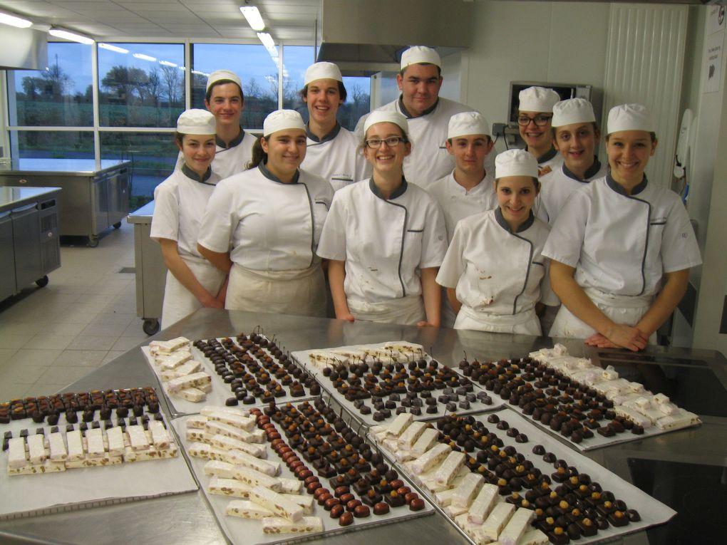 CAP Pat 2 : dans le chocolat