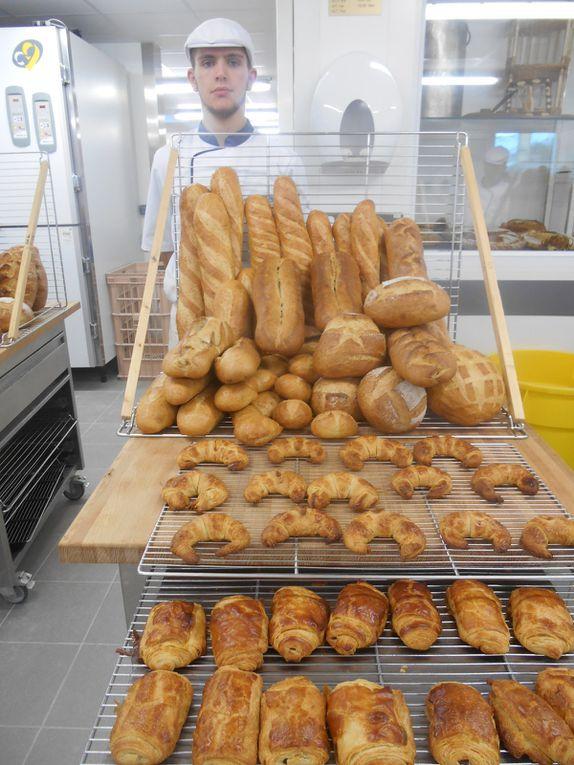 Bravo à ces jeunes boulangers pour leur envie d'apprendre.