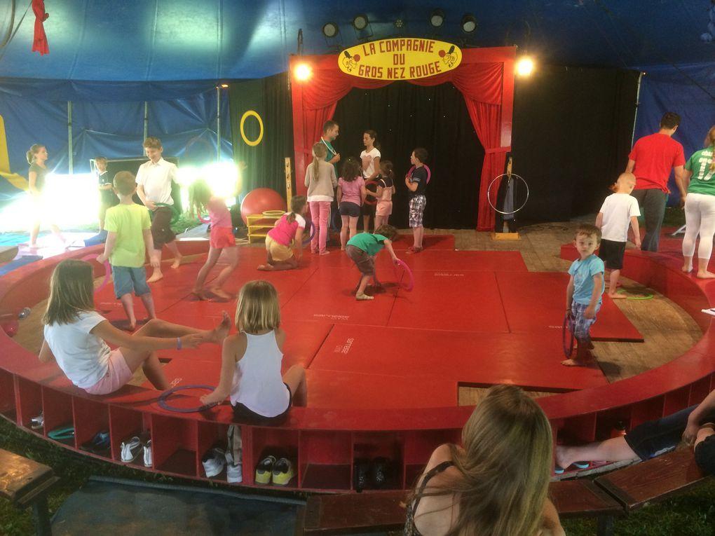 mini camp cirque