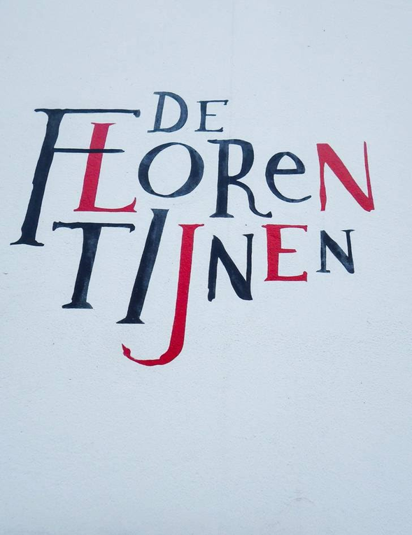 Voyage calligraphique à Bruges