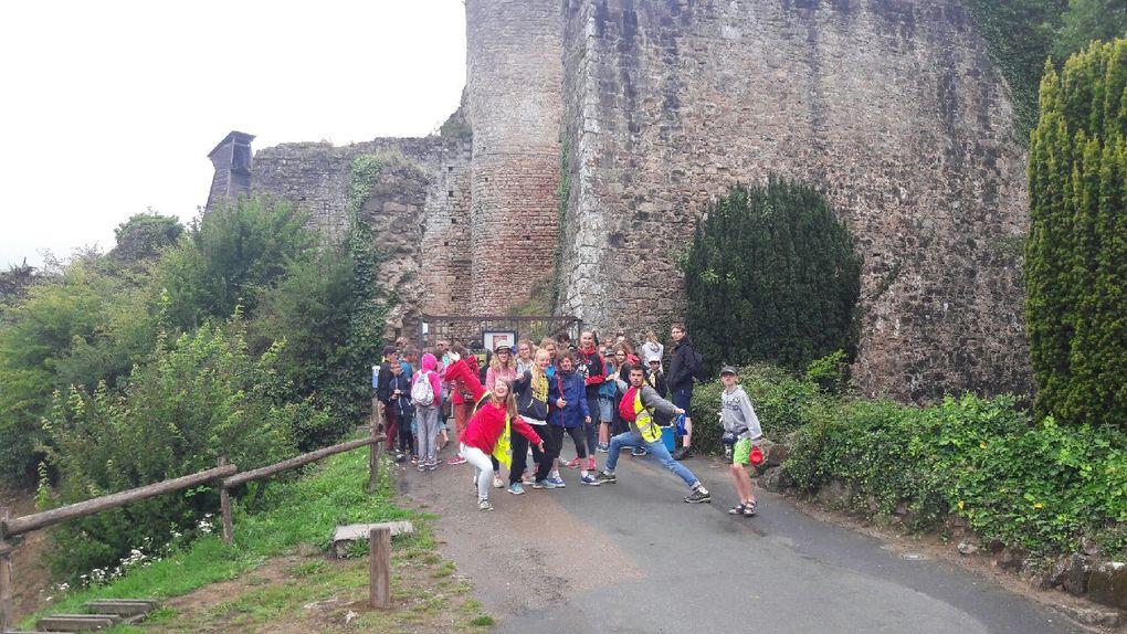 A la découverte de la forteresse de Tiffauges
