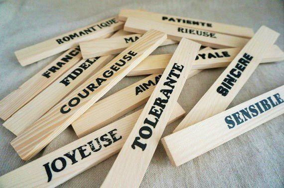 Cadeaux en bois uniques à petitsprix