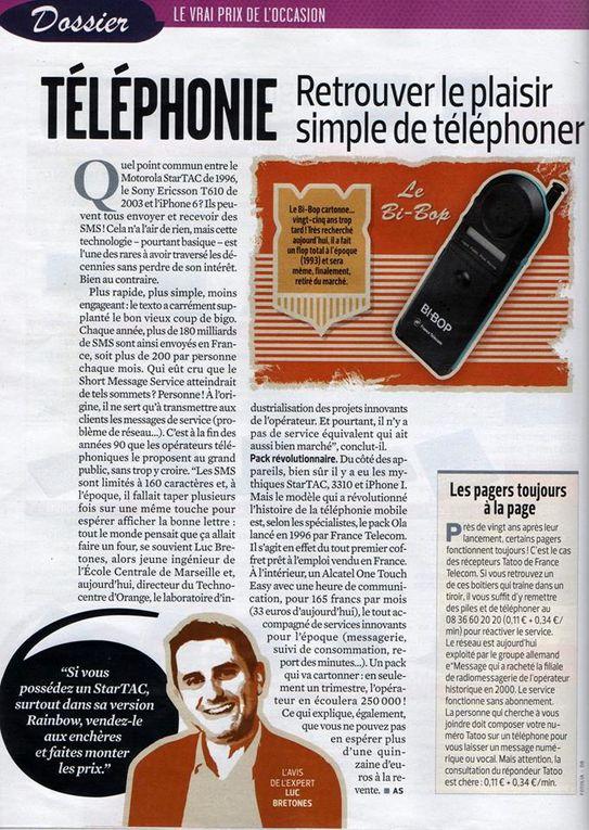 01NET le vrai prix des téléphones portables d'occasions