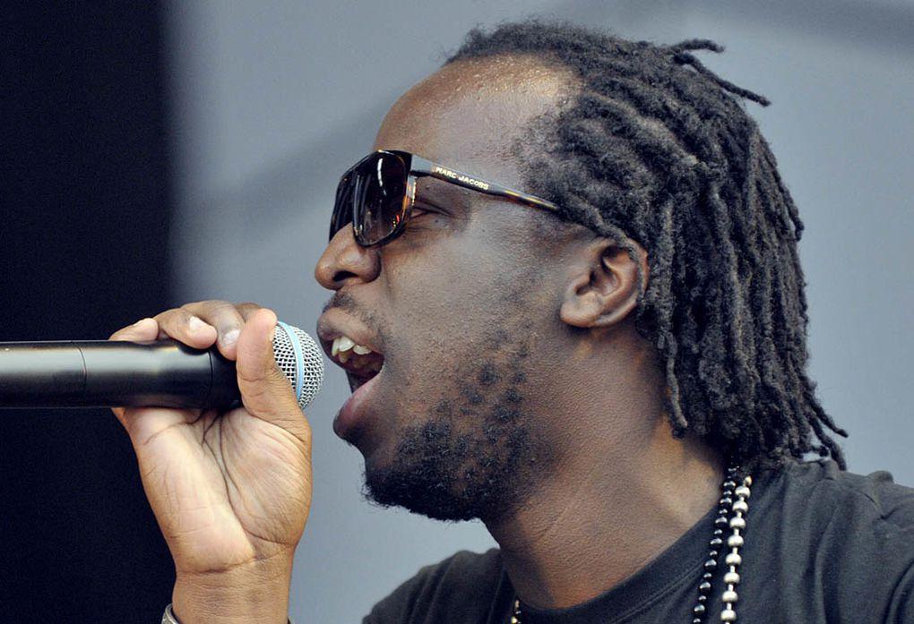Vieilles Charrues 2012 : Youssoupha