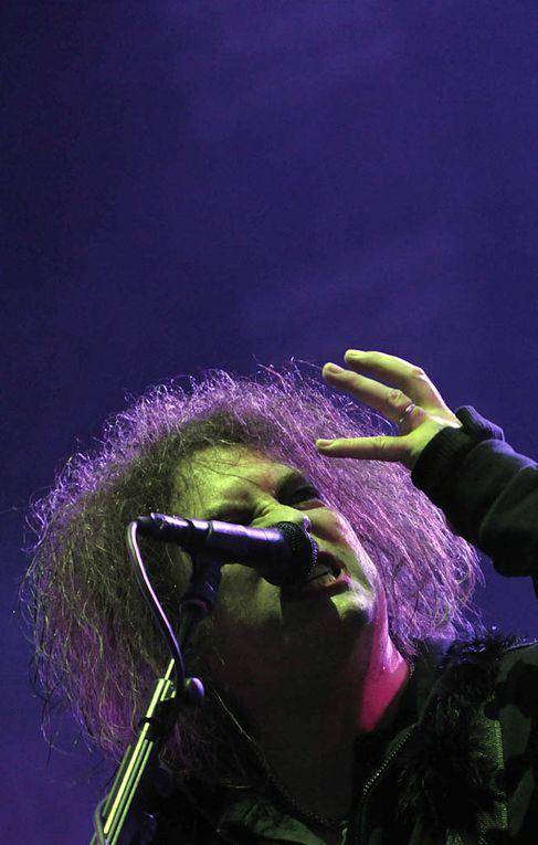 Vieilles Charrues 2012 : The Cure