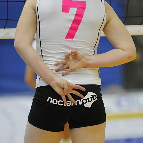 Vive le volley-ball !