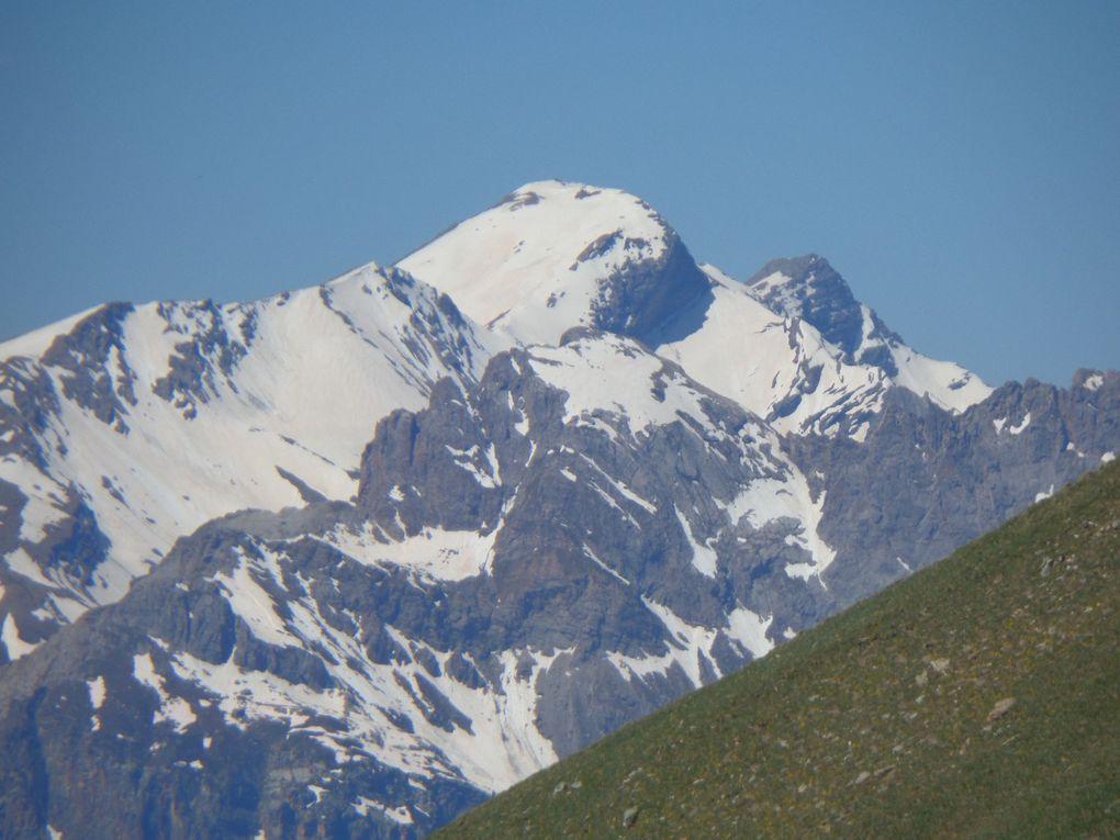 une superbe randonnée de Brunissard aux Chalets de Clapeyto (2250m) et jusqu'au Col de Néal (2509m) avec vue sur le lac Marion, le lac de Néal, le Pic de Rochebrune et la Tète de Vautisse