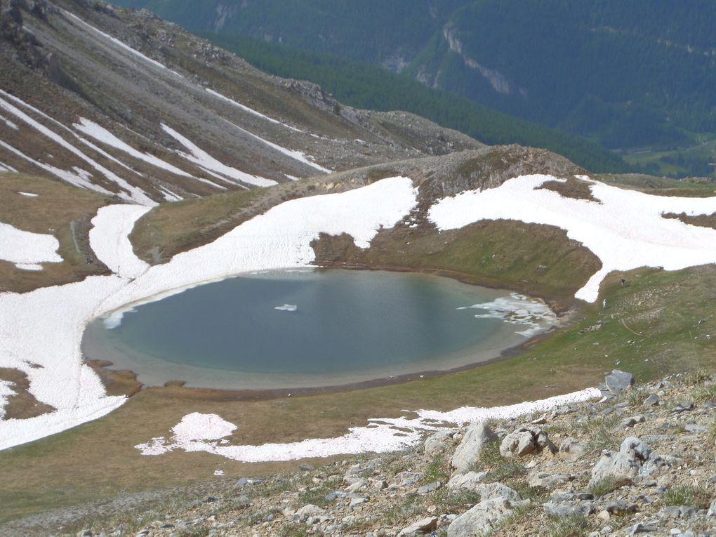 Album des plus beaux Lacs des Hautes Alpes !! que des très beaux souvenirs !!