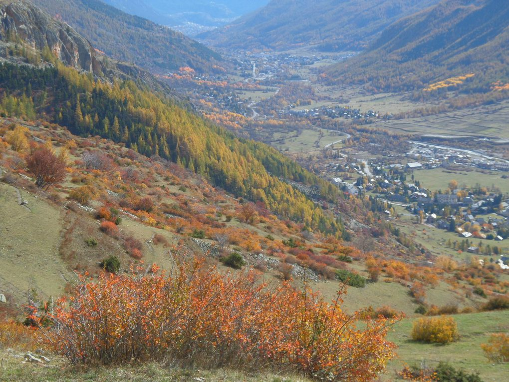 L'automne dans les Hautes Alpes, un festival de couleurs et de sensations inoubliables !!