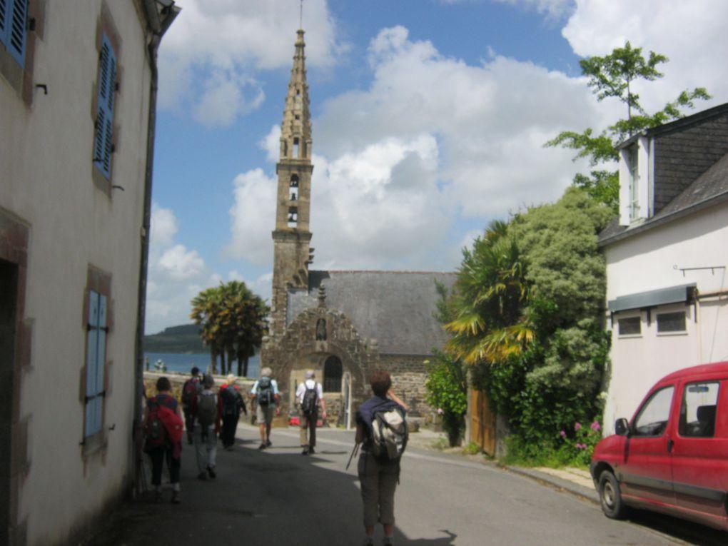 Eglise Notre-Dame de Landevennec