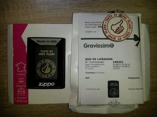 TEST: créer un cadeau original et personnalisé avec Gravissimo