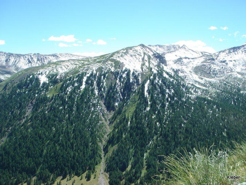 La route des Grandes  Alpes de Menton au lac Léman