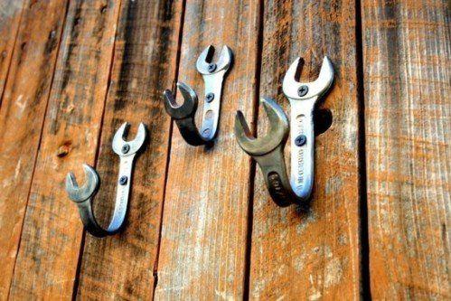 DIY : Vive les patères &quot&#x3B;home made&quot&#x3B;