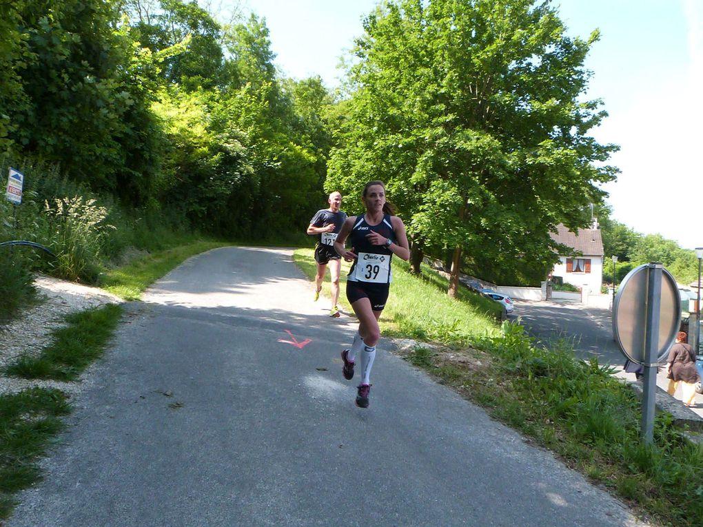 Foulées Saint Briçoises, 12.5 km, Saint Brice, le 1/06/2014