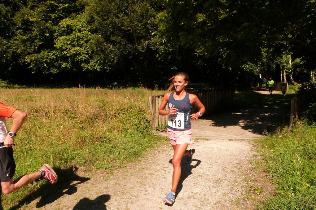 Trail des crêtes des montagnes noires, Gourin, le 9/08/2015