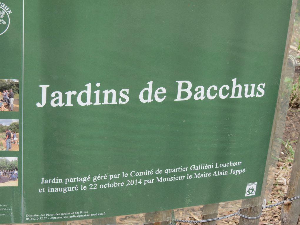 jardin de la Béchade