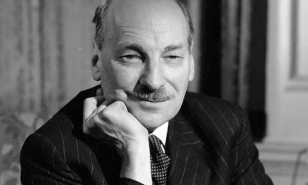 Attlee Clement