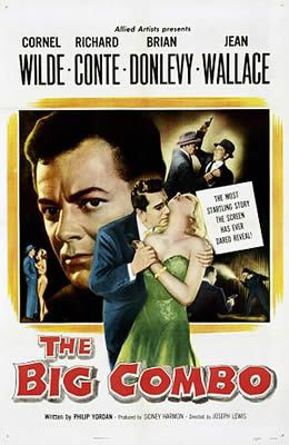 Association criminelle de Joseph H. Lewis avec Cornel Wilde - Richard Conte - Lee Van Cleef - Earl Holliman - Robert Middleton - Helen Walker