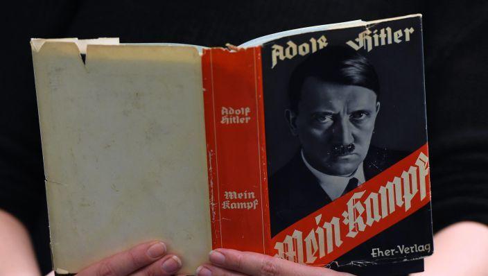 Mein Kampf par Adolf Hitler