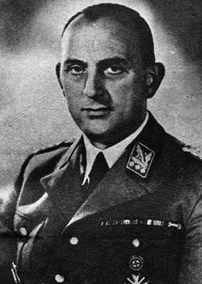 Reinhard Heydrich - Heinrich Müller - Artur Nebe - Kurt Daluege