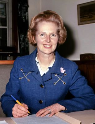 Thatcher Margaret