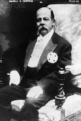 Estrada Manuel José Cabrera