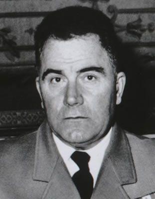 André Dewavrin - Henri Ribière - Paul Jacquier - Paul Grossin - Eugène Guibaud - Alexandre de Marenches - Pierre Marion