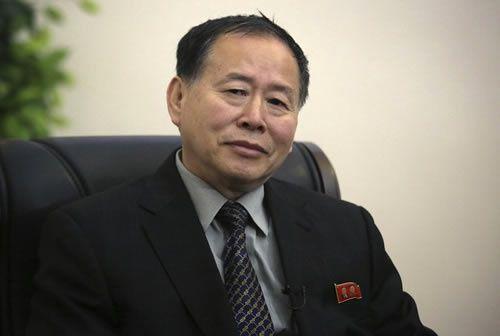 Song-ryol Han