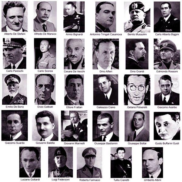 Gran Consiglio del Fascismo