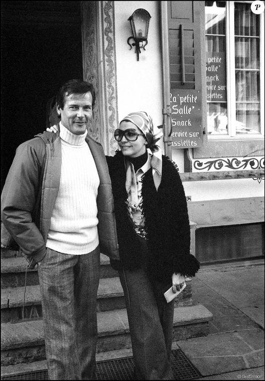 Roger Moore : Violence, amour, enfants... Qui étaient les femmes de sa vie ?