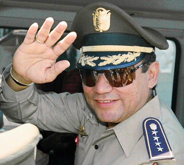 L'ex-dictateur Manuel Noriega est mort