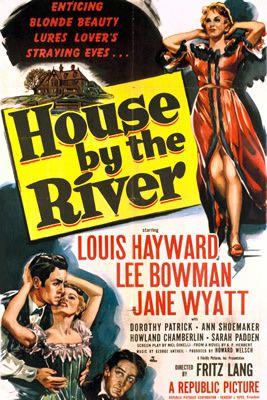 Au fil de l'eau de Fritz Lang avec Louis Hayward - Jane Wyatt - Lee Bowman - Dorothy Patrick - Ann Shoemaker - Sarah Padden - Jody Gilbert - Peter Brocco - Kathleen Freeman - Will Wright
