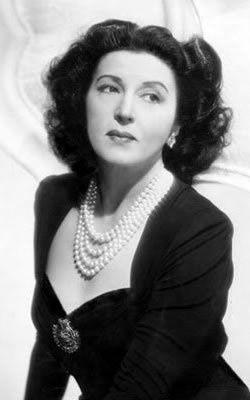 Katína Paxinoú - Paulette Goddard - Gladys Cooper - Lucile Watson