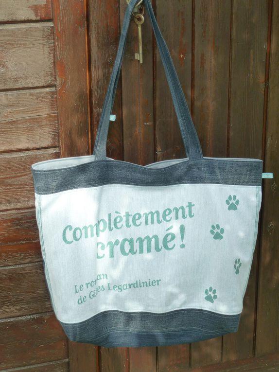 N°273 Le sac de Gilles... pour Gilles
