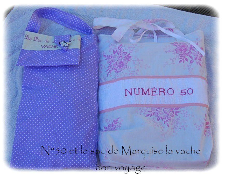 Tous les sacs-à-cadeaux : du N°1 au N°55