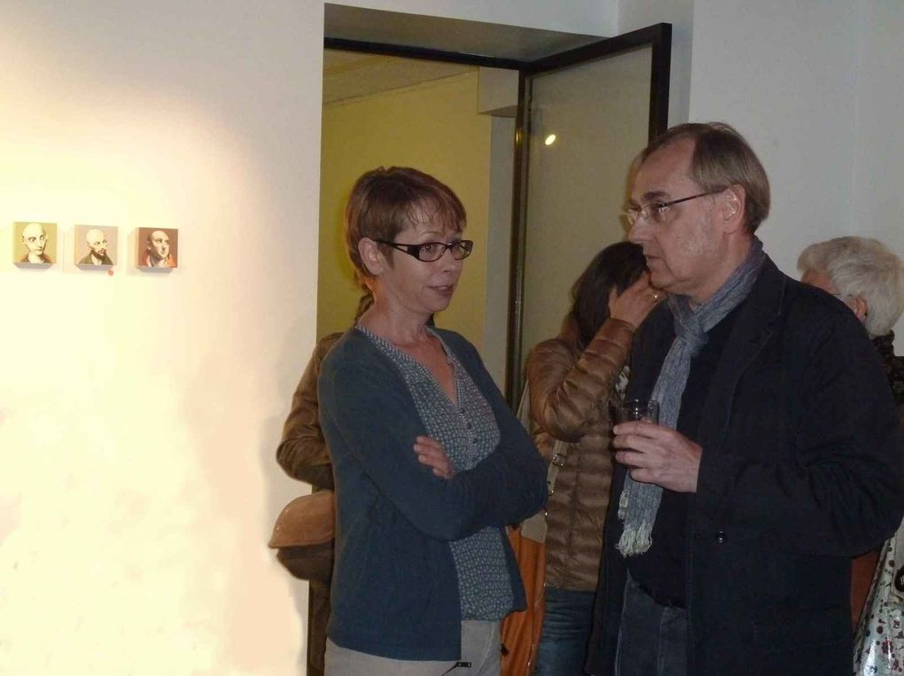 Vernissage Bruno LERAY, 14 mars 2014