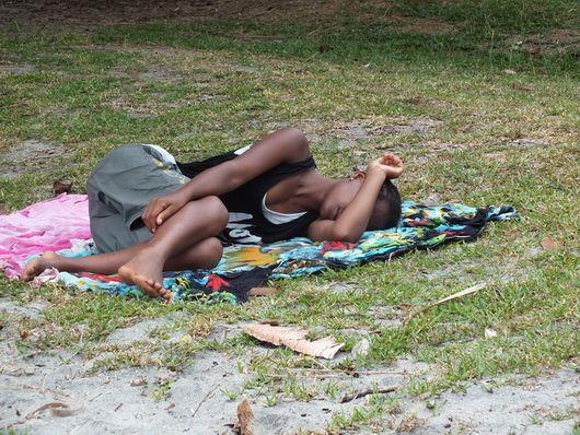 Vacances décontractées à Mahambo...