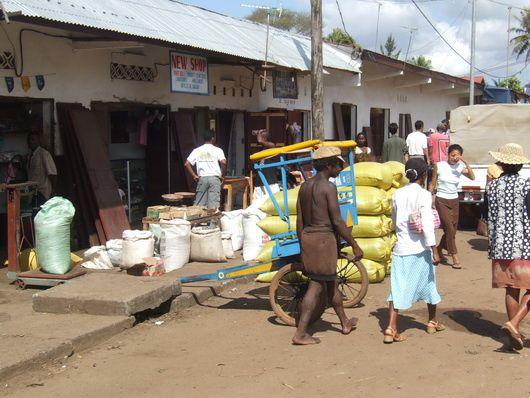Diaporama de 26 photos, de mon séjour 2006 à Manakara...