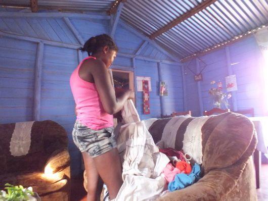 Chez Emilienne et les changements à Tamatave...