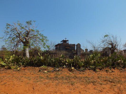 1440) La galère El Nino, dans le Sud malgache…