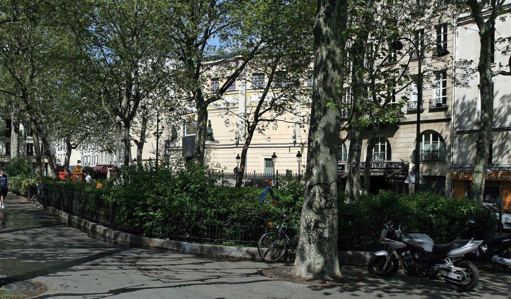 Mais pourquoi la place et le square devant le Cirque d'Hiver de Paris se nomment-ils Pasdeloup ?