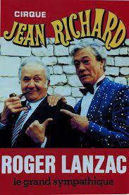 Roger Lanzac s'affiche
