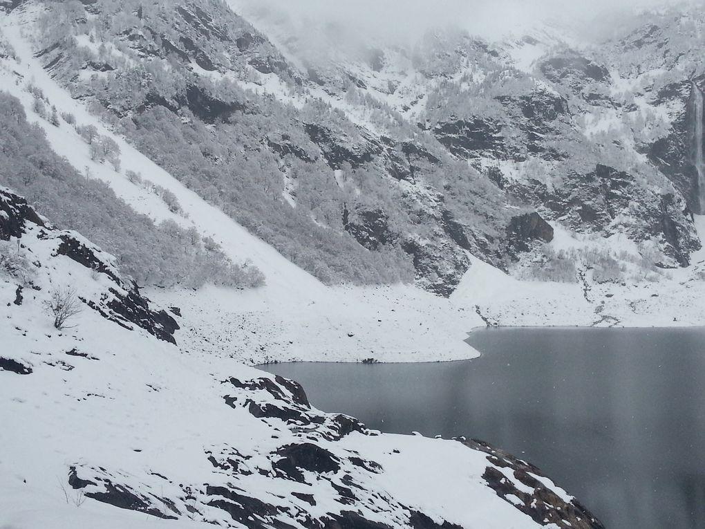 La chaîne Pyrénéennes épisode 4 Les lacs de la Haute-Garonne