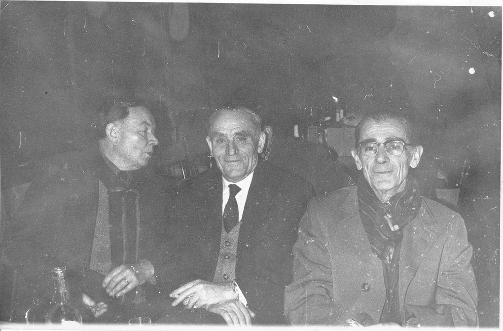 Hommage en photos à Emile et René De Cooman