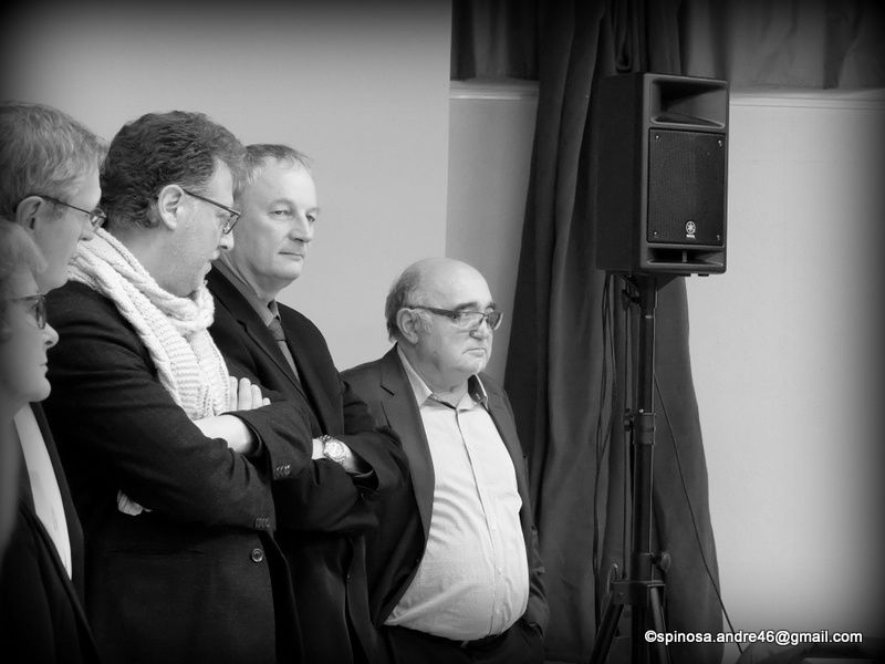 Comité de Liaison des Associations de Bégoux : Voeux à la municipalité de Cahors