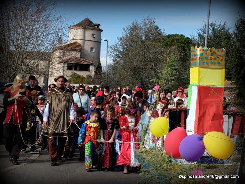 CARNAVAL DE BEGOUX -CAHORS : le procès de Monsieur Carnaval...